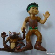 Figuras de Goma y PVC: FIGURA LA CORONA MAGICA COMICS SPAIN.. Lote 168645109