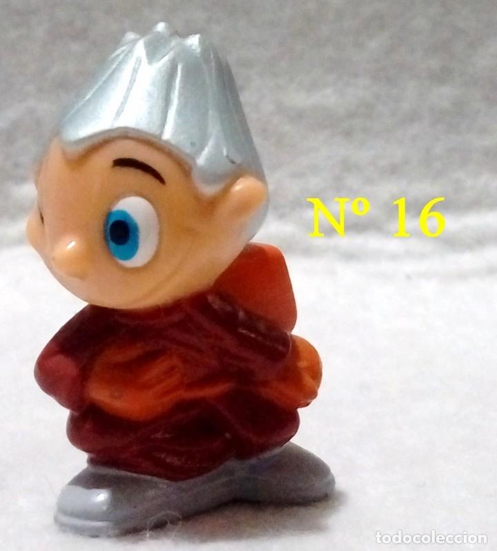 Figuras Kinder: FIGURITAS *KINDER Y SIMILAR* VER IMAGENES ...... Se venden sueltas (0.80 C/u) - Foto 17 - 129766307