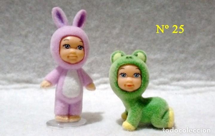 Figuras Kinder: FIGURITAS *KINDER Y SIMILAR* VER IMAGENES ...... Se venden sueltas (0.80 C/u) - Foto 26 - 129766307