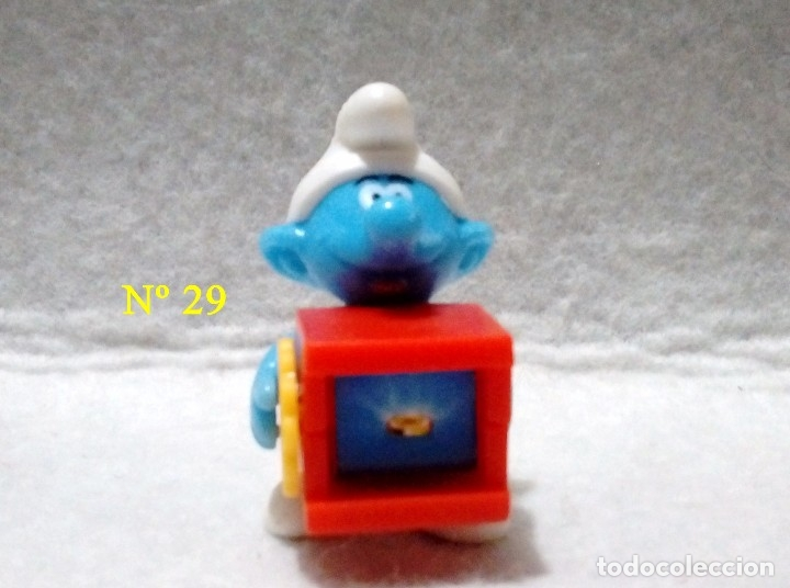 Figuras Kinder: FIGURITAS *KINDER Y SIMILAR* VER IMAGENES ...... Se venden sueltas (0.80 C/u) - Foto 30 - 129766307