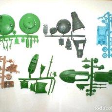 Figuras de Goma y PVC: MONTAPLEX LOTE DE 6 COLADAS DIVERSAS. Lote 191825260