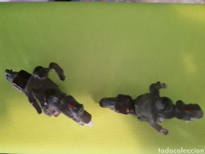 Figuras de Goma y PVC: 2 MOTOS DE TORRES MALTAS - Foto 2 - 168932461