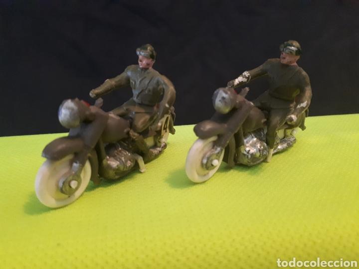 Figuras de Goma y PVC: 2 MOTOS DE TORRES MALTAS - Foto 3 - 168932461