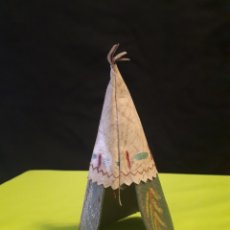 Figuras de Goma y PVC: ANTIGUA TIPI DE PECH. Lote 168964288