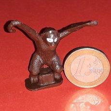 Figuras de Goma y PVC: MONO MONA CHITA CHEETA, SERIE TARZAN JUNGLA, PLÁSTICO SOTORRES COMPATIBLE MADELMAN, ORIGINAL AÑOS 60. Lote 168977540