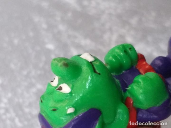 Figuras de Goma y PVC: figura pvc astrosniks cohete bully - Foto 6 - 169044716