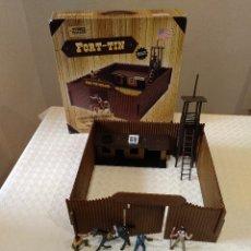 Figuras de Goma y PVC: FORT-TIN COMANSI. EN CAJA ORIGINAL. LEER DESCRIPCION.. Lote 169086212