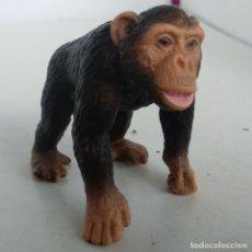 Figurines en Caoutchouc et PVC: MONO CHIMPANCÉ SCHLEICH. Lote 169106032