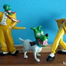 Figuras de Goma y PVC: COMICS SPAIN ,LA MASCARA SERIE COMPLETA. Lote 169182508