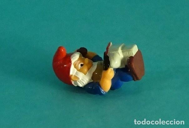 Figuras Kinder: PITUFO HERRERO FERRERO 1992 - Foto 2 - 169183172