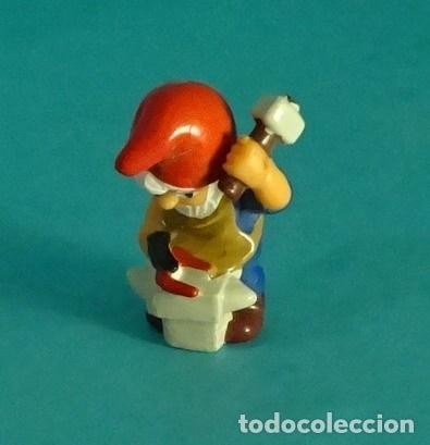 PITUFO HERRERO FERRERO 1992 (Juguetes - Figuras de Gomas y Pvc - Kinder)