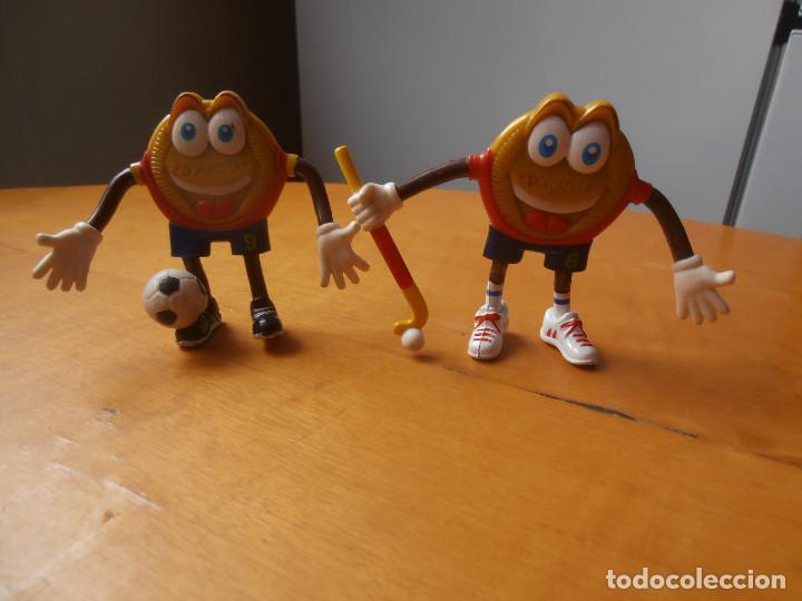 Figuras de Goma y PVC: 8 - FIGURAS EN GOMA - PVC DE DORADITA DE CHOCO - PUBLICIDAD GALLETAS MARBÚ - Foto 5 - 169232492