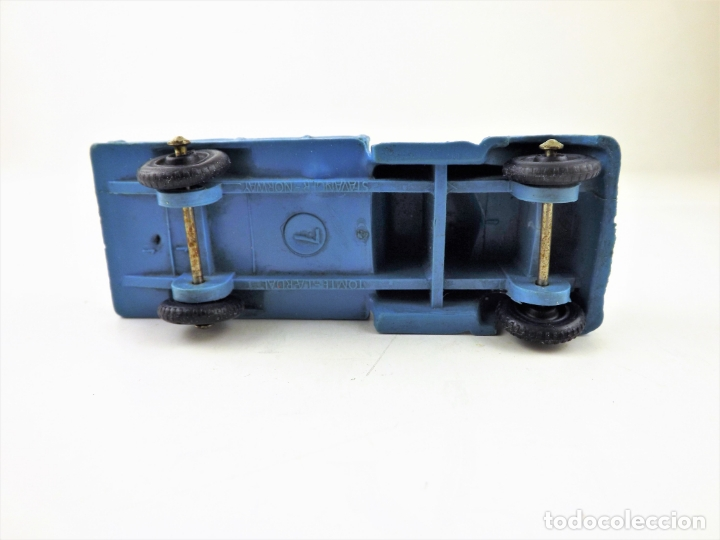 Figuras de Goma y PVC: Tomte Laerdal nº7. Camión con caja. (Noruega) - Foto 5 - 169291556