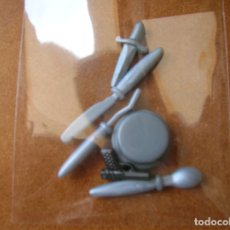 Figuras de Goma y PVC: LOTE DE PIEZAS DE PLAYMOVIL. Lote 169313648