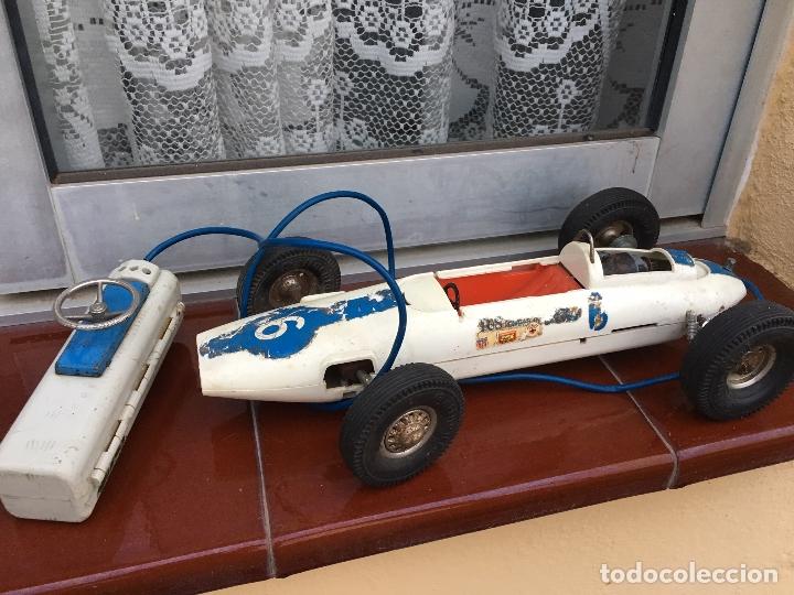 Figuras de Goma y PVC: Coche de carreras LOTUS marca Gama - Foto 2 - 169360080