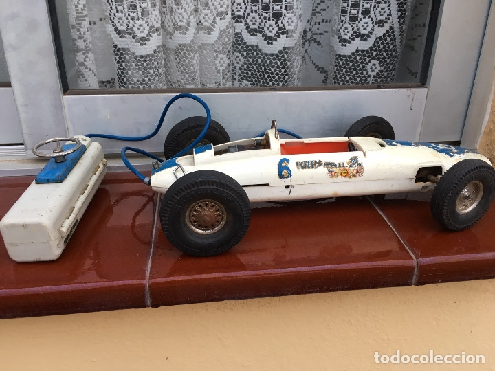 Figuras de Goma y PVC: Coche de carreras LOTUS marca Gama - Foto 4 - 169360080