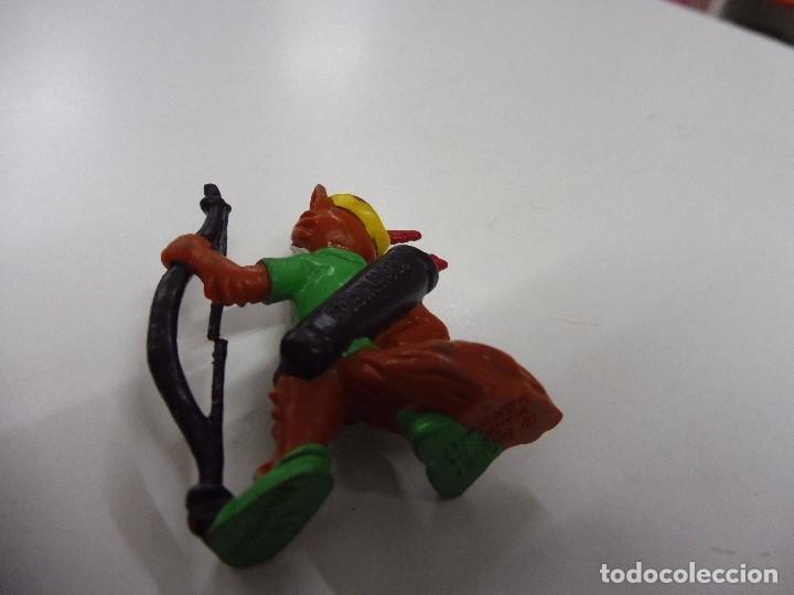 Figuras de Goma y PVC: Figura goma pvc Robin Hood Bullyland Disney, Germany - Foto 10 - 169674728