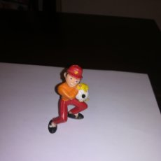 Figuras de Goma y PVC: YOLANDA FIGURA DE PVC COMANSI OLIVER Y BENJI CAMPEONES AÑOS 90 MADE IN SPAIN. Lote 169831964