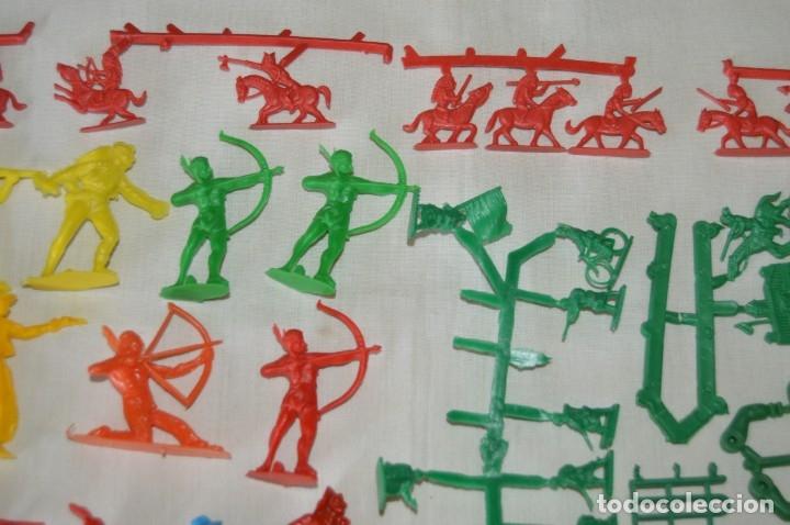 Figuras de Goma y PVC: VINTAGE - LOTE FIGURAS / FIGURITAS Y ACCESORIOS MONTAPLEX y otros - MADE IN SPAIN - ¡Mira fotos! - Foto 3 - 169869977