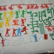Figuras de Goma y PVC: VINTAGE - LOTE FIGURAS / FIGURITAS Y ACCESORIOS MONTAPLEX Y OTROS - MADE IN SPAIN - ¡MIRA FOTOS!. Lote 169869977