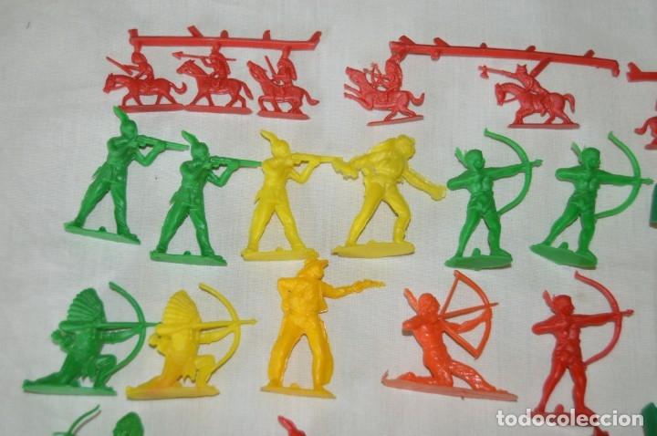 Figuras de Goma y PVC: VINTAGE - LOTE FIGURAS / FIGURITAS Y ACCESORIOS MONTAPLEX y otros - MADE IN SPAIN - ¡Mira fotos! - Foto 2 - 169869977