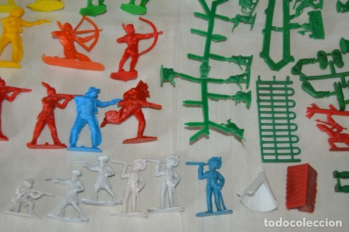 Figuras de Goma y PVC: VINTAGE - LOTE FIGURAS / FIGURITAS Y ACCESORIOS MONTAPLEX y otros - MADE IN SPAIN - ¡Mira fotos! - Foto 6 - 169869977