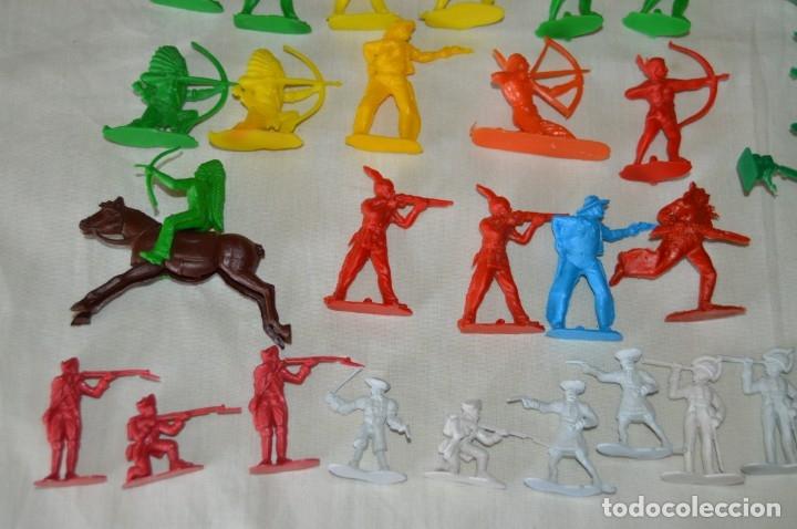 Figuras de Goma y PVC: VINTAGE - LOTE FIGURAS / FIGURITAS Y ACCESORIOS MONTAPLEX y otros - MADE IN SPAIN - ¡Mira fotos! - Foto 5 - 169869977