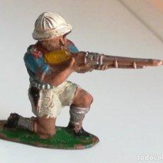 Figuras de Goma y PVC: FIGURA GOMA CAZADOR LAFREDO. Lote 169929124
