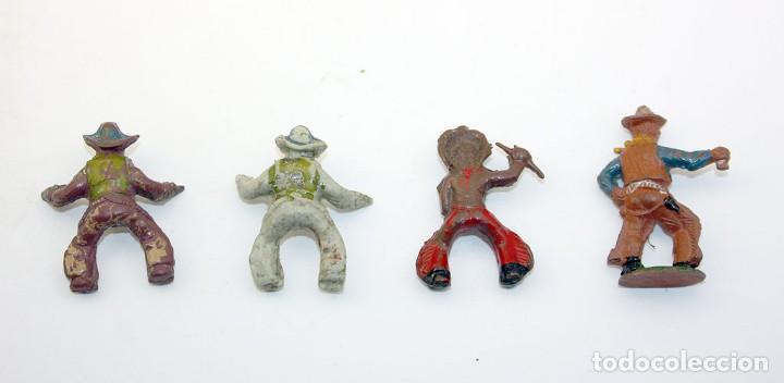 Figuras de Goma y PVC: INDIOS Y AMERICANOS - ALCA CAPELL - 45mm - GOMA - LOTE DE FIGURAS: VAQUEROS, INDIOS Y CABALLOS - Foto 10 - 169944196