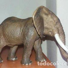 Figuras de Goma y PVC: ELEFANTE MACISO SCHLEICH 04. Lote 170011892