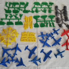Figuras de Goma y PVC: LOTE MONTAPLEX. Lote 170076493