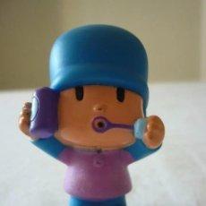 Figuras de Goma y PVC: FIGURA DE GOMA POCOYÓ 2005 ZINKIA.BANDAI. Lote 170079600