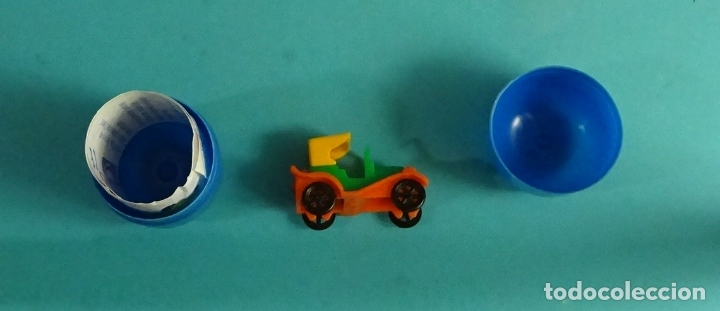 COCHE CLÁSICO CARS COLLECTION (Juguetes - Figuras de Gomas y Pvc - Kinder)