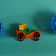 Figuras Kinder: COCHE CLÁSICO CARS COLLECTION. Lote 170092820