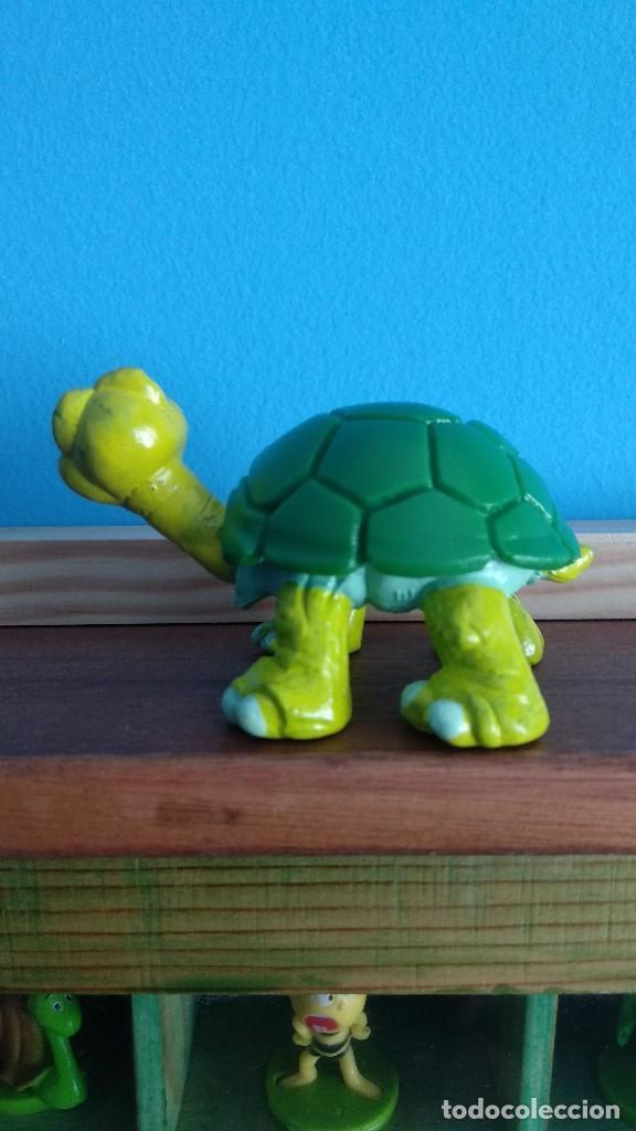 Figuras de Goma y PVC: yolanda ,tortuga de toribio,nueva - Foto 3 - 170268840