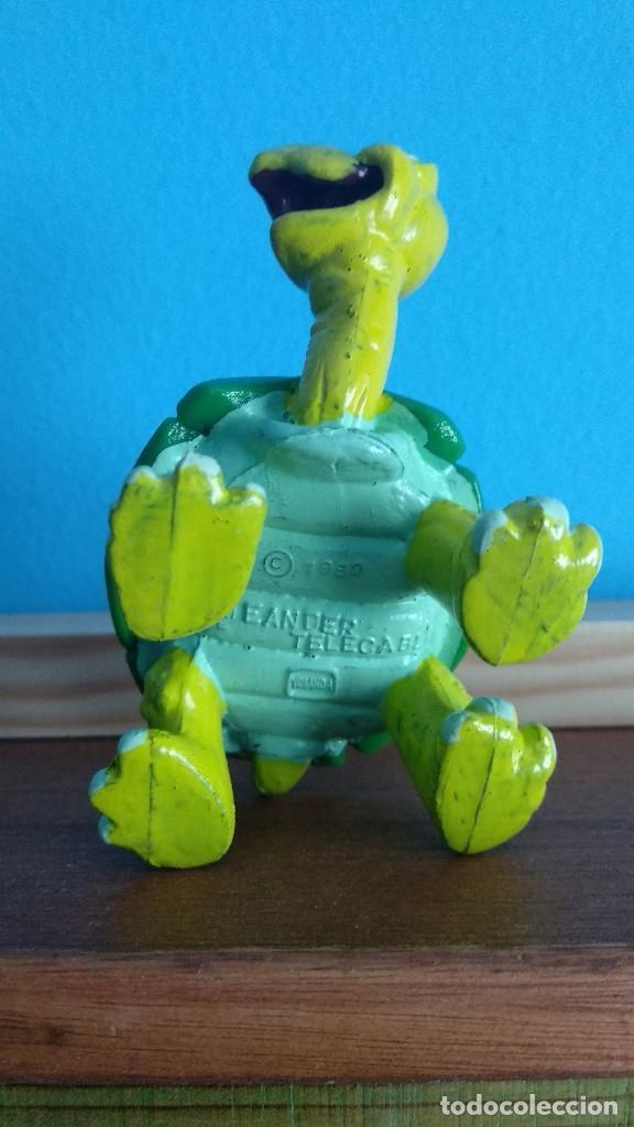 Figuras de Goma y PVC: yolanda ,tortuga de toribio,nueva - Foto 4 - 170268840