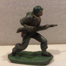 Figuras de Goma y PVC: SOLDADO AMERICANO PECH - GOMA. Lote 170285828