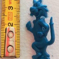 Figuras de Goma y PVC: FIGURA DUNKIN ALFILER GATO. Lote 170409484