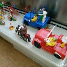 Figuras de Goma y PVC: ~~~~ VUELTA CICLISTA, SOTORRES ~~~~. Lote 170410456