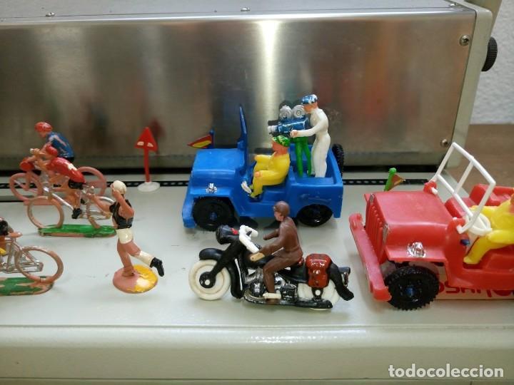 Figuras de Goma y PVC: ~~~~ VUELTA CICLISTA, SOTORRES ~~~~ - Foto 5 - 170410456