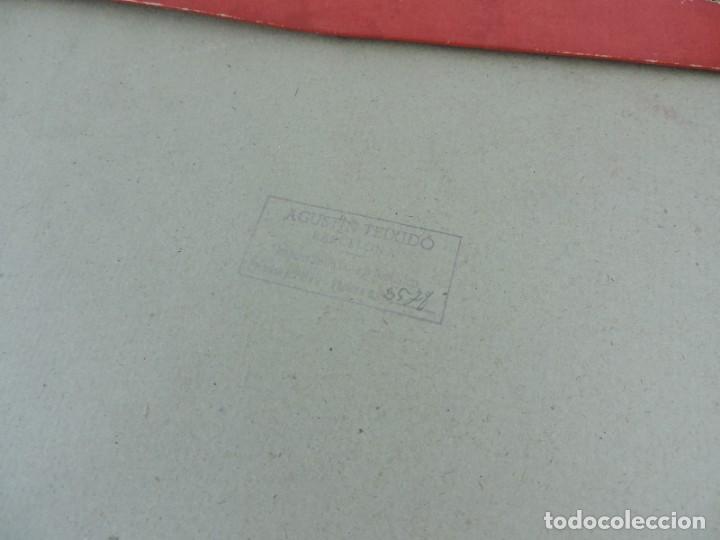 Figuras de Goma y PVC: ANTIGUA PLAZA DE TOROS DE TEIXIDO CON 13 FIGURAS DE GOMA, TORERO, BANDERILLERO, TORO, ETC.., LA TAP - Foto 11 - 170487820
