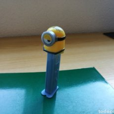 Dispensador Pez: DISPENSADOR DE PEZ DE GRU, MI VILLANO FAVORITO. MINIONS. Lote 170613652