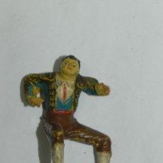 Figuras de Goma y PVC: PICADOR DE GOMA REALIZADO POR TEIXIDO, MIDE 5 CMS.. Lote 170916115