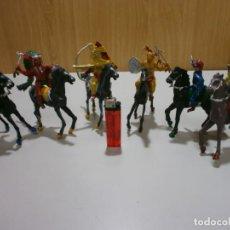 Figuras de Goma y PVC: LOTE DEL OESTE SERIE GRANDE LAFREDO O PECH A IDENTIFICAR BUEN ESTADO. Lote 170957762
