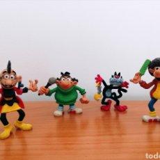 Figuras de Goma y PVC: CHICHA TATO Y CLODOVEO. Lote 171010319