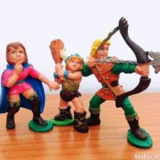 Figuras de Goma y PVC: DRAGONES Y MAZMORRAS. Lote 171010885