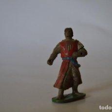 Figuras de Goma y PVC: FIGURA DE GOMA DE EL CAPITAN TRUENO. Lote 171065703
