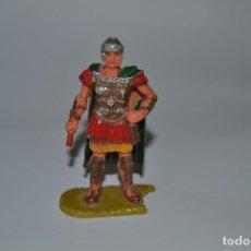 Figuras de Goma y PVC: FIGURA DE ROMANO DE ELASTOLIN. Lote 171066090