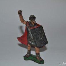 Figuras de Goma y PVC: FIGURA DE ROMANO DE XILOPLASTO. Lote 171066257