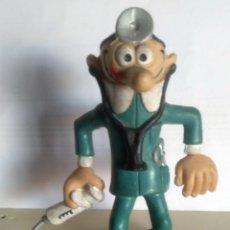 Figuras de Goma y PVC: FIGURA PVC MORTADELO DISFRAZADO DE MÉDICO AÑOS 80-90. Lote 171070153